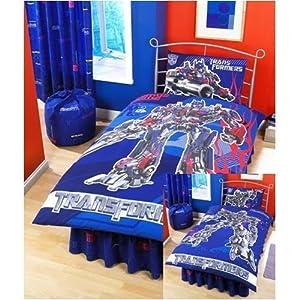 parure housse de couette transformers cuisine. Black Bedroom Furniture Sets. Home Design Ideas