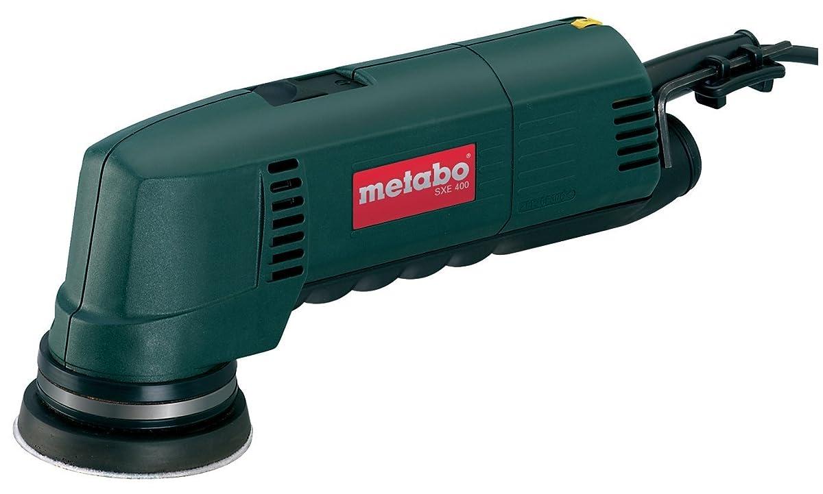 Metabo SXE400 2 Amp 3-1/8-Inch Random Orbit Sander