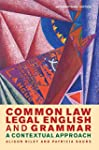 Common Law Legal English and Grammar:...
