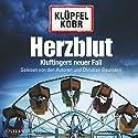Herzblut (Kommissar Kluftinger 7) Audiobook by Volker Klüpfel, Michael Kobr Narrated by Volker Klüpfel, Michael Kobr, Christian Baumann