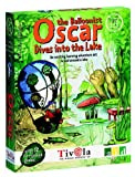 Oscar the Balloonist Dives into the Lake