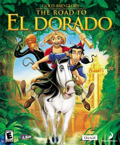 The Road To El Dorado - Pc