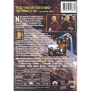 Star Trek VIII: Premier contact (Star Trek: First Contact)
