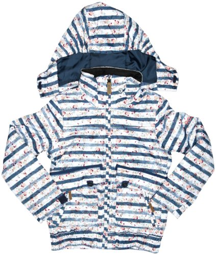 Roxy Snow School Liberty Double Breasted Girl's Jacket