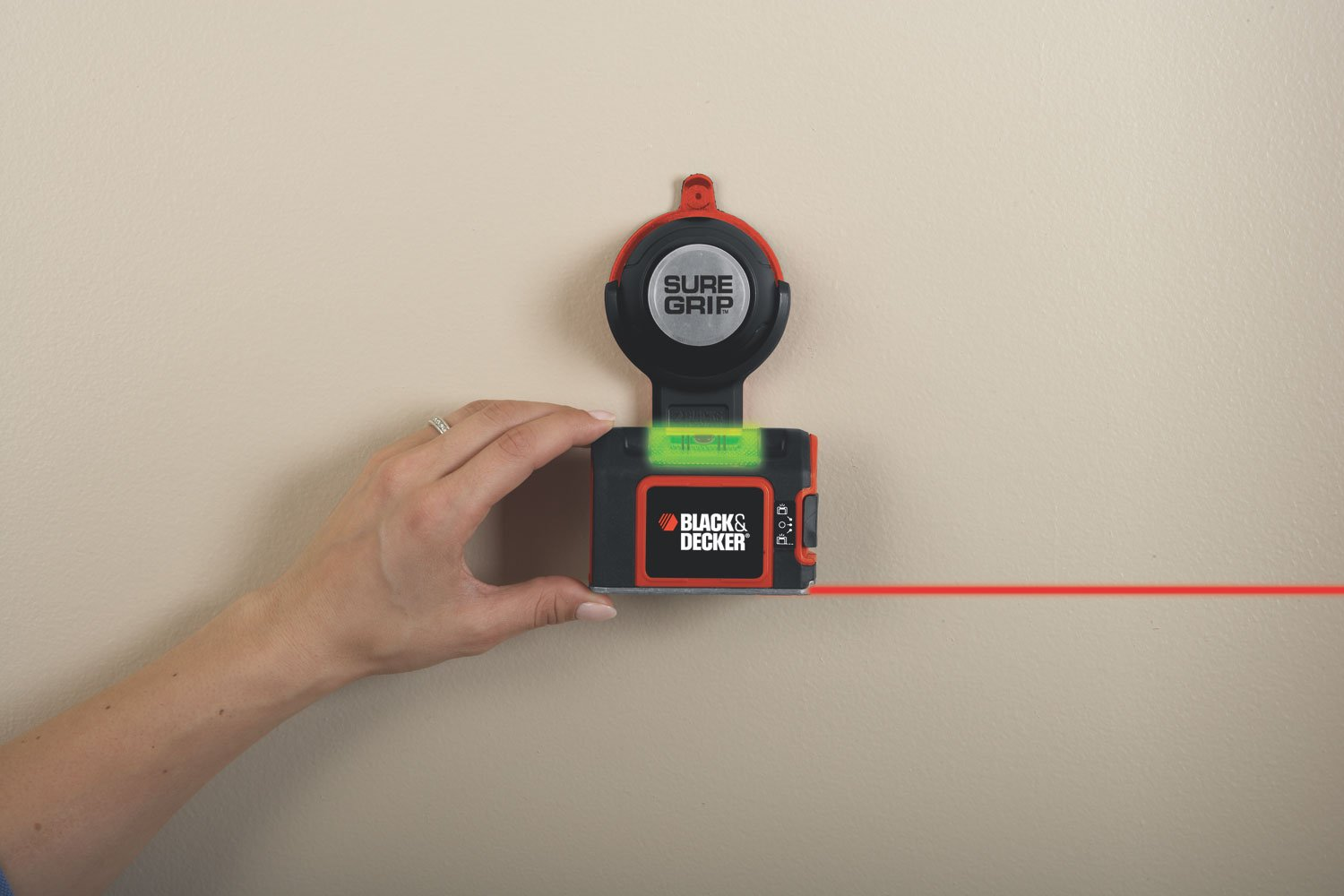Black& Decker Laser level