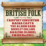 The Best Of British Folk [Double CD] Various Artists