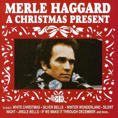 CD : MERLE HAGGARD - Christmas Present