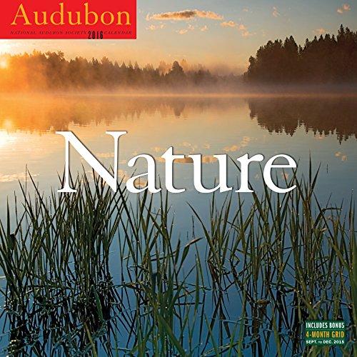 Audubon Nature Wall Calendar 2016 - National Audubon Society