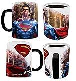 Batman v Superman Heat-Activated Morphing Mug (Superman)
