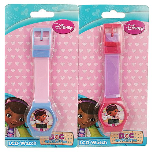Doc McStuffins LCD Watch Set [2 Watches] - 1