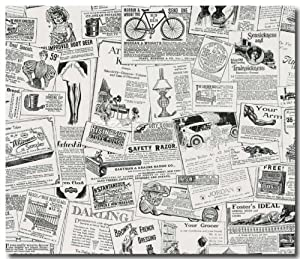 vintage ads wallpaper - photo #10