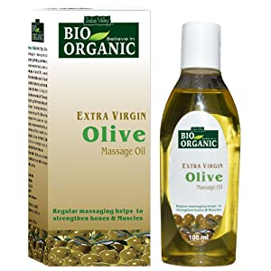 How to take care of your Dry Hair - Bio Organic Extra Virgin Olive Massage