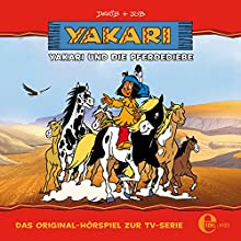 Yakari 9 Hörspiel von Thomas Karallus Gesprochen von: Mia Diekow, Achim Schülke, Ben Hecker