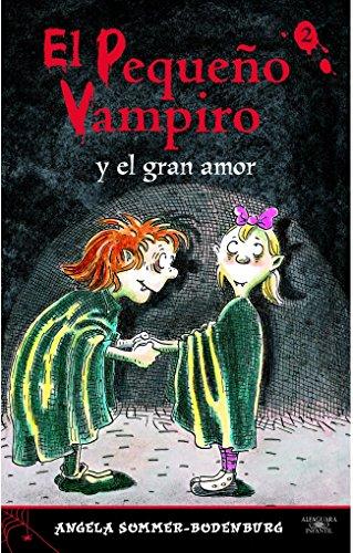 El pequeño vampiro y el gran amor de Angela Sommer-Bodenburg