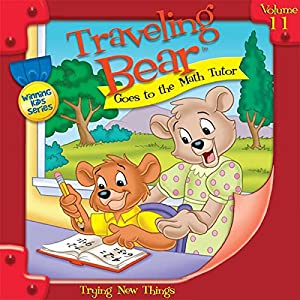 Traveling Bear Goes to the Math Tutor Audiobook