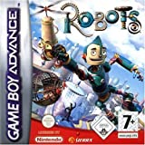 Robots (GBA) [Game Boy Advance] - Game