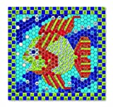 Melissa & Doug Peel and Press Mosaics - Tropical Fish