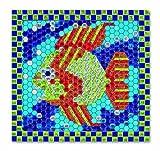 Melissa And Doug Peel And Press Mosaics-Tropical Fish