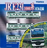 TOMIX Nゲージ 92369 E231-1000系近郊電車 (東海道線) 基本A3両セット