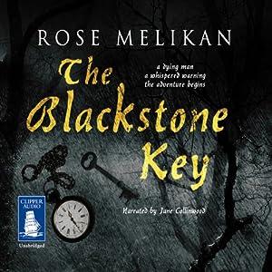 The Blackstone Key Hörbuch