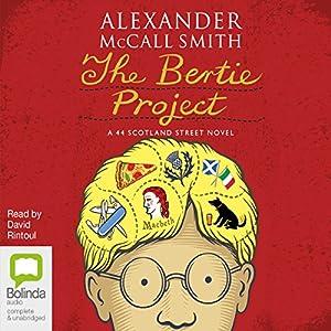 The Bertie Project Audiobook