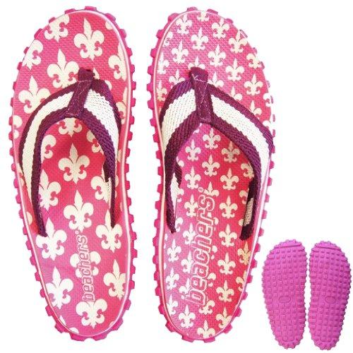 """Beachers """"Fleur de France rosa"""""""