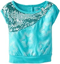 One Step Up Girls 2-6X Screen With Sequence Top, Ceramic, 3T