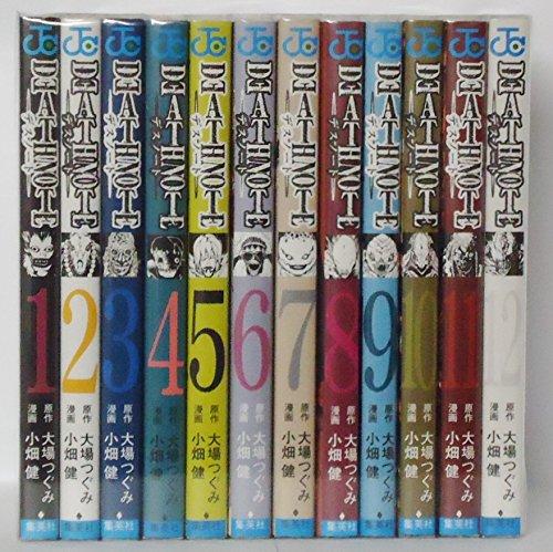 DEATH NOTE (デスノート) 全12巻完結セット [マーケットプレイス コミックセット]