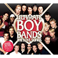 Ultimate Boy Bands – The Love Songs (2009)