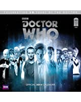Official Doctor Who 50th Special 2014 Calendar