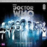 Official Doctor Who 50th Special 2014 Calendar (Calendars 2014)