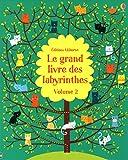 Le grand livre des labyrinthes - volume 2