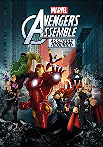 Marvel's Avengers Assemble: Assembly Required by Walt Disney Studios Home Entertainment