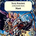 Mort: Discworld #4 Audiobook by Terry Pratchett Narrated by Nigel Planer