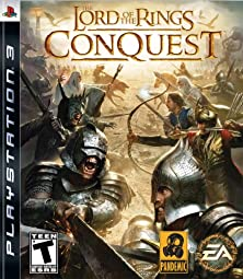 buy Lord Of The Rings: Conquest - Playstation 3