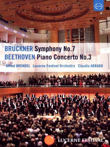 Bruckner: Sinfonie Nr. 7, Beethoven: Klavierkonzert Nr. 3