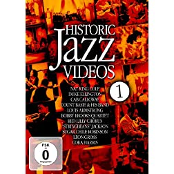 Historic Jazz Videos Vol. 1