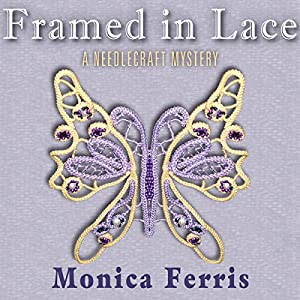 Framed in Lace Audiobook