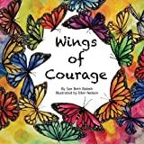 img - for Wings of Courage book / textbook / text book