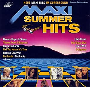 Maxi summer hits 1988 music for Songs from 1988 uk