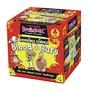 BrainBox - Horrible Science Blood and Guts
