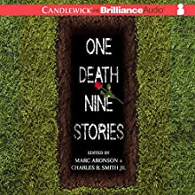 One Death, Nine Stories (       UNABRIDGED) by Marc Aronson (Editor), Charles R. Smith Jr. (Editor) Narrated by Dion Graham, Christina Traister
