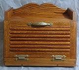 Oak Bread Box (Dark)