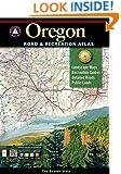Oregon Road and Recreation Atlas (Benchmark Atlas)