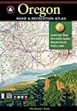 Oregon Road and Recreation Atlas (Benchmark Atlas)