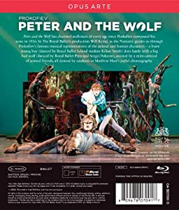 Prokofjew: Peter and the Wolf [Blu-ray]