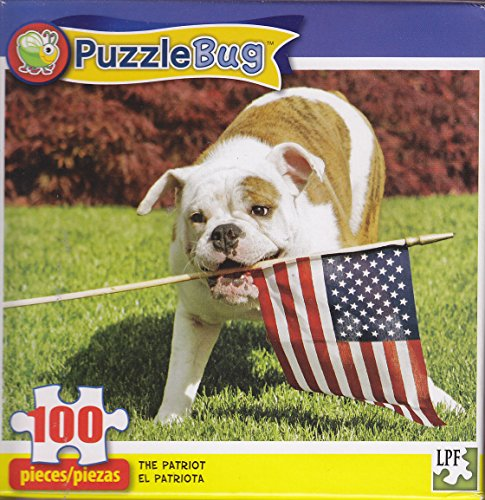 Puzzlebug 100 Piece Puzzle ~ The Patriot - 1