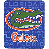 "Florida Gators Lightweight Fleece Blanket / Throw (50"" x 60"")"