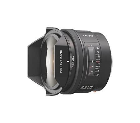 Sony SAL16F28 Objectif ultra-grand angulaire 16 mm F 2,8