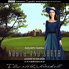 North and South Audiobook by Elizabeth Gaskell Narrated by Kate Petrie